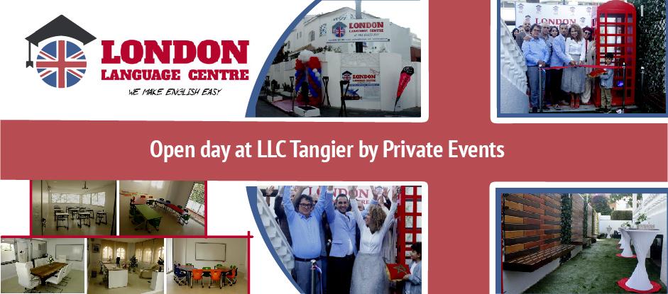 Inauguration LLC The London Language Centre