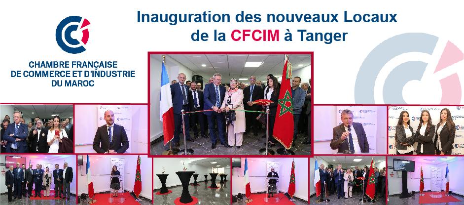 Inauguration Nouveaux locaux CFCIM