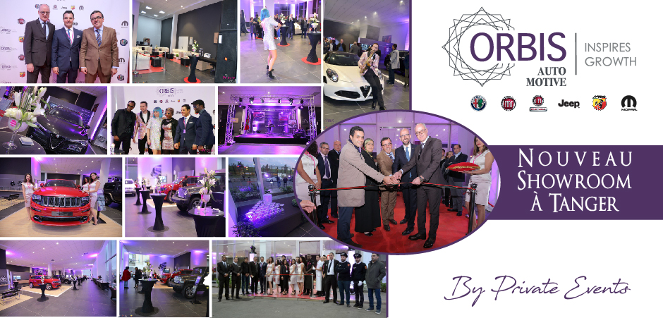 Inauguration ORBIS AUTOMOTIVE TANGER