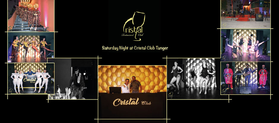 Inauguration restaurant club CRISTAL CLUB