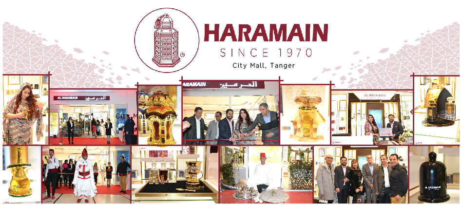 Ouverture Officielle de la Boutique Haramain à Tanger City Mall by Private Events